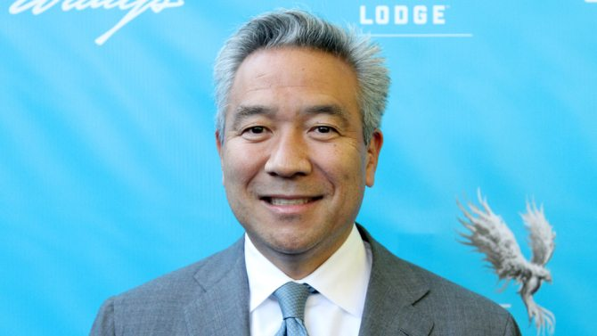 Kevin Tsujihara, Chairman and CEO of Warner Bros. Entertainment