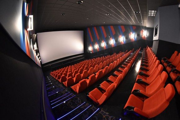 Cinema City - Shopping City Piatra Neat (photo: FilmNewEurope)