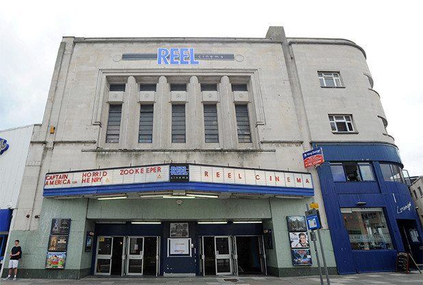 Curtains for the Reel Cinema in Plymouth? (photo: Plymouth Herald)