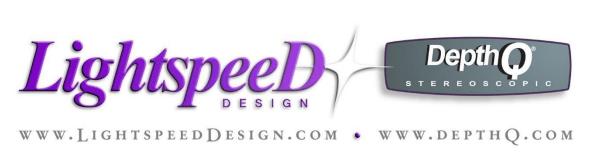 LightspeeD SepthQ logos