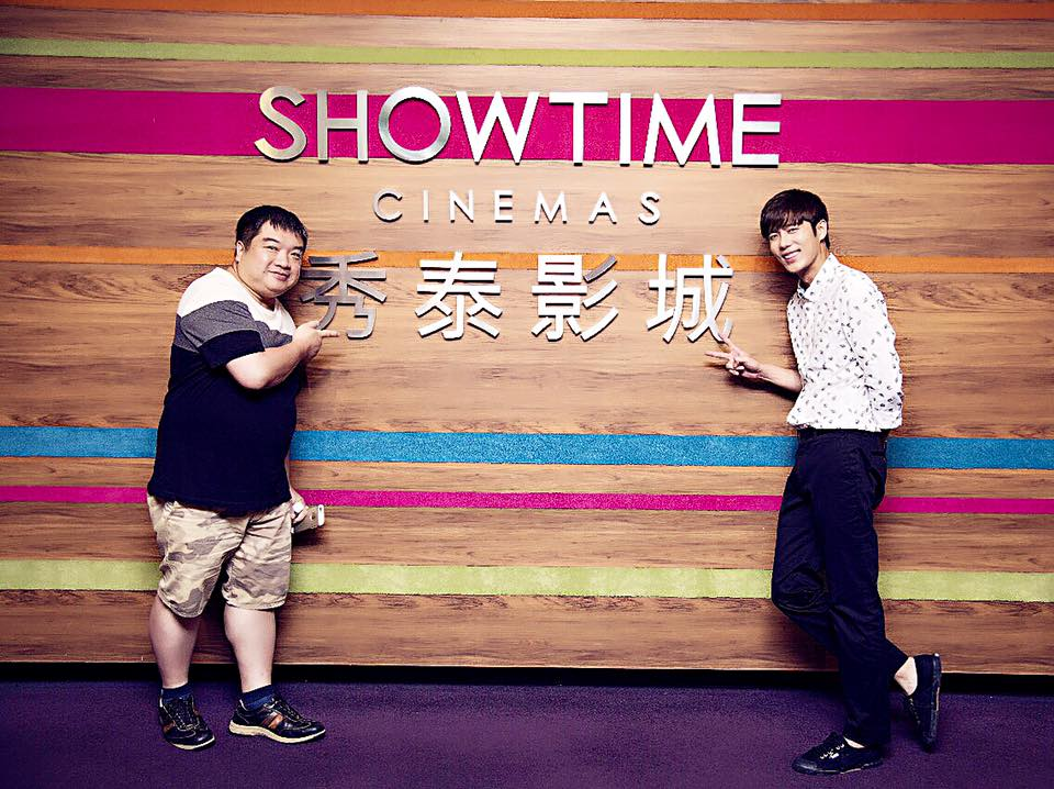 Showtime Cinemas Taiwan - happy Christie customers.