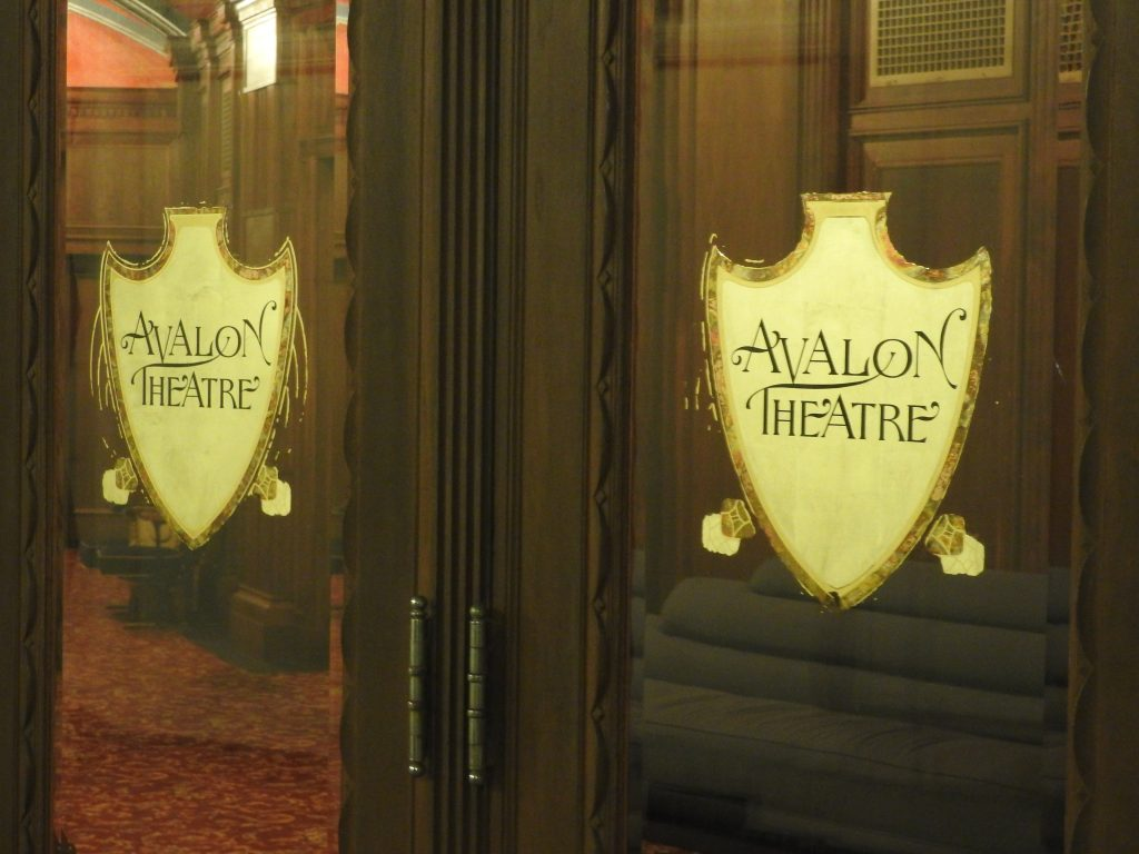 The Avalon Theatre on Catalina - see you again. (photo: Patrick von Sychowski / Celluloid Junkie)