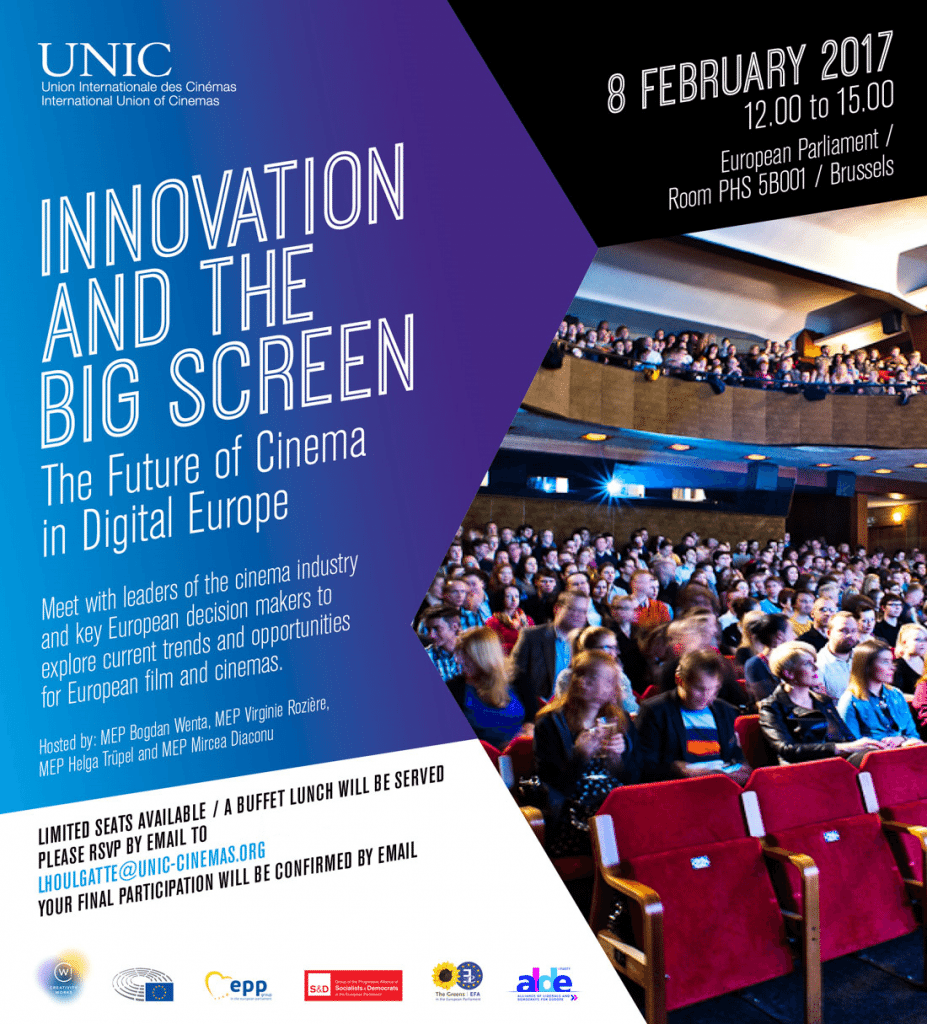 UNIC conference and report launch 8 February in Brussels