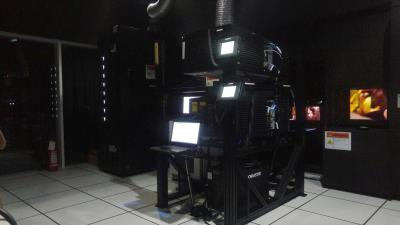 Major Cineplex RGB laser