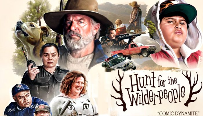 """Hunt for the Wilderpeople"" was BO gold in 2016."