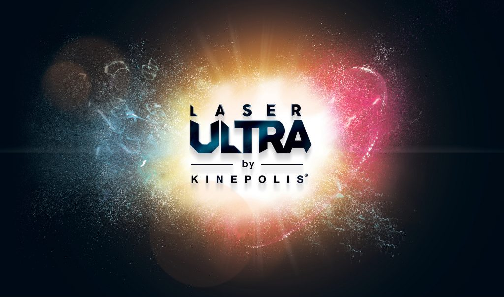 Laser Ultra by Kinepolis. (photo: Kinepolis)