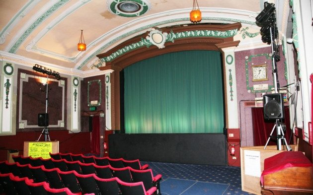 Electric Palace cinema. Digital too. (photo: EADT)