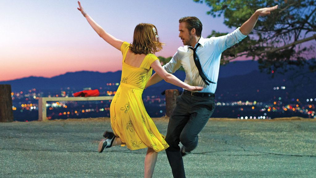 "Even more saturated romance. ""La La Land"" in EclairColor. (photo: Lionsgate)"