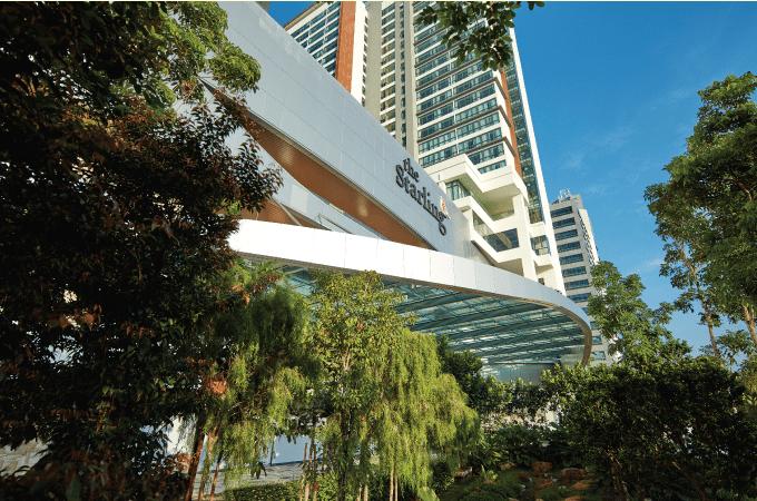 MBO at Starling Mall, Kuala Lumpur.