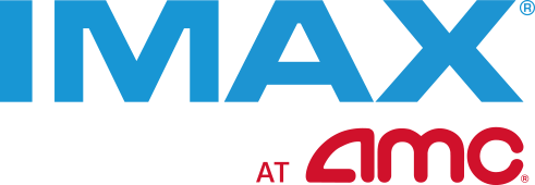 IMAX at AMC logo