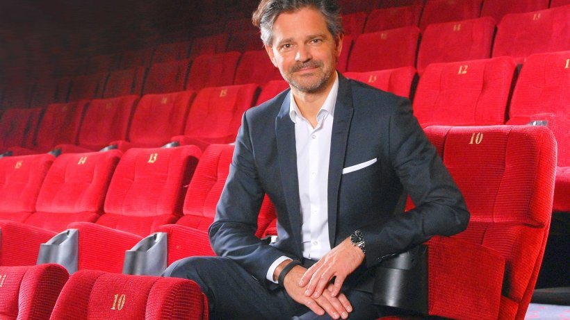 Cinemaxx CEO Carsten Horn. (photo: Cinemaxx)