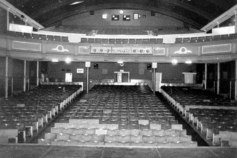 Majestic Cinema - how it once looked. (photo: Manchester Evening News)