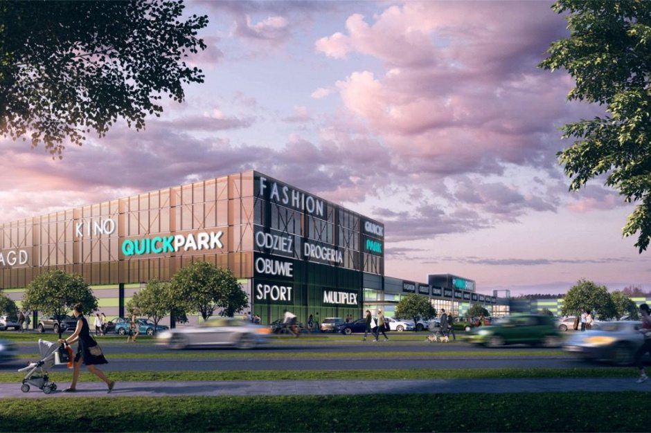 OH Kino coming to Quick Park mall in 2018. (image: artist's impression)