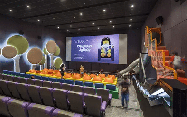 Lippo's Cinemaxx Junior in Indonesia. (photo: Win Business News)