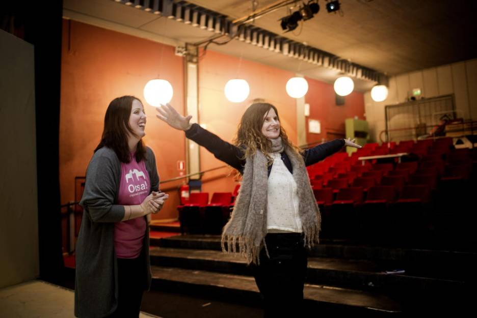 OffStockholm hopes to re-launch Kaskaden as a cinema. (photo: Karoline Montero Araya / Bromma Tidning)