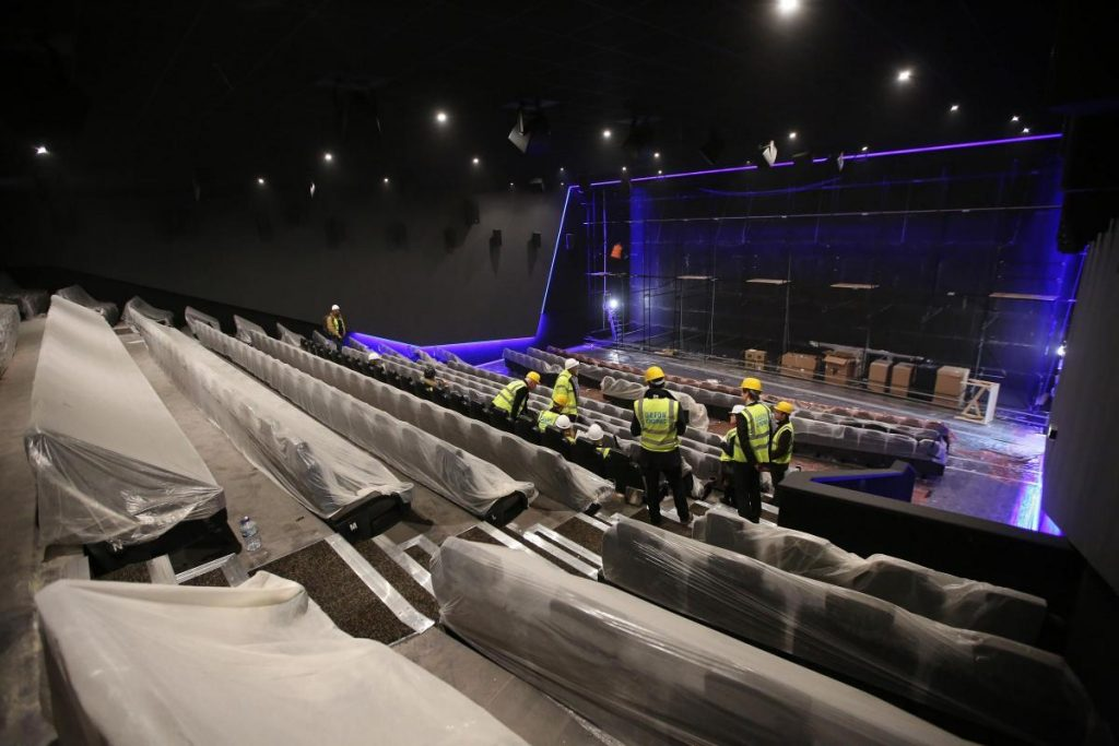 Odeon makes iSense of PLF in Bournemouth. (photo: Bournemouth Echo)