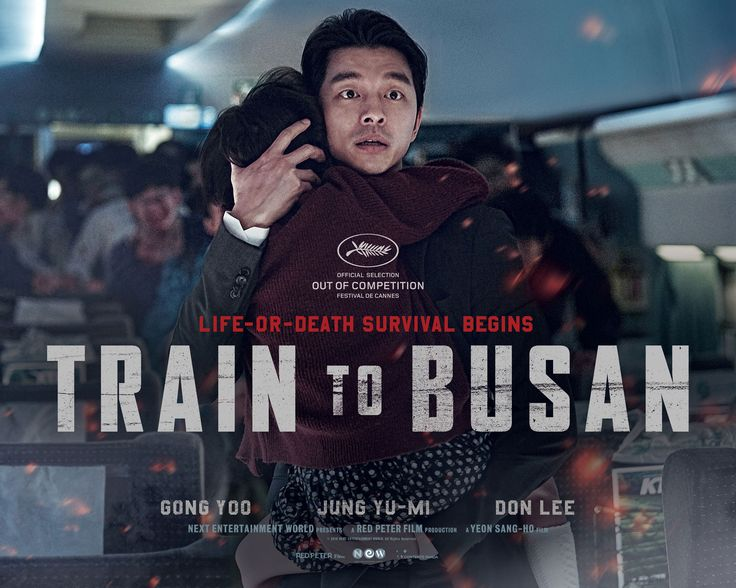 "Zombie thriller ""Train to Busan"" slays foreign competition at the BO."