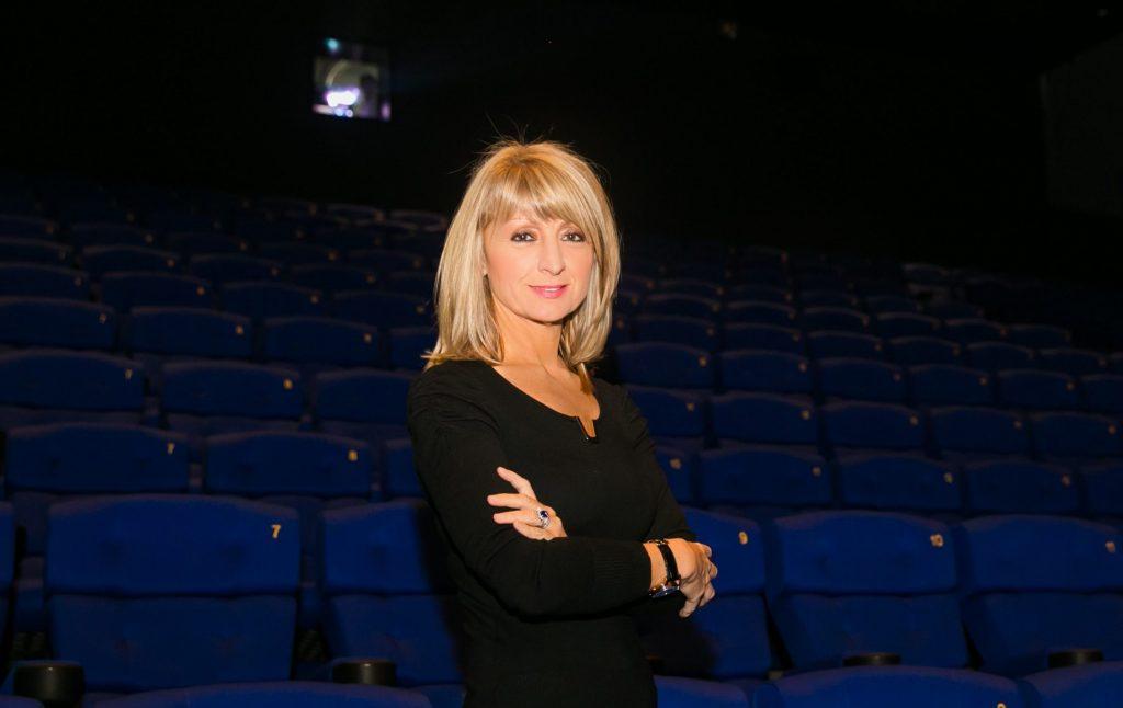 Debbie Stanford-Kristiansen, CEO, Novo Cinemas