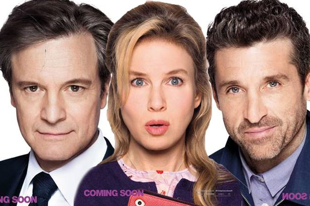 """Bridget Jones' Baby"" - third biggest UP release 2016"