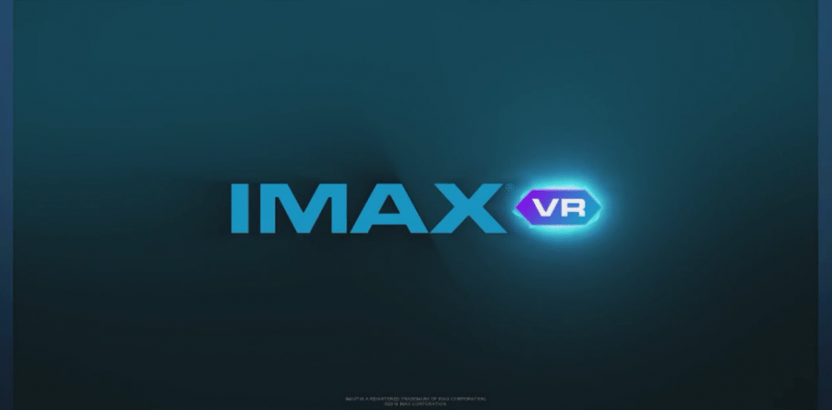 Imax VR - making Los Angeles reality slightly more virtual.