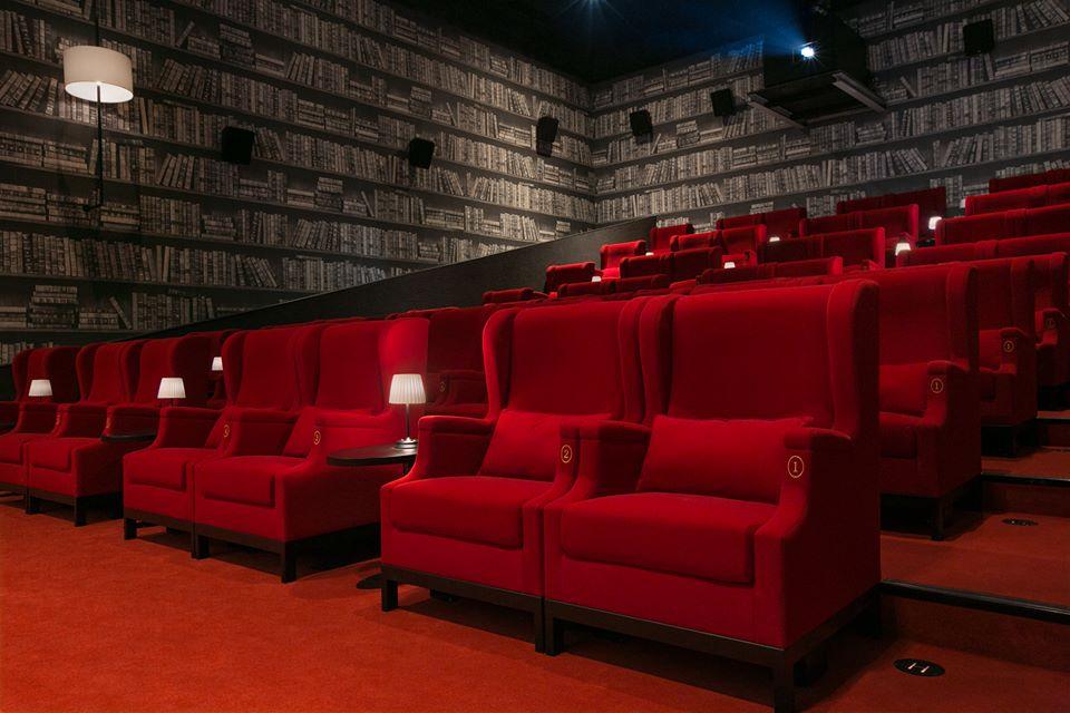 Kaptol Boutique Cinema & Bar in Zagreb, Croatia