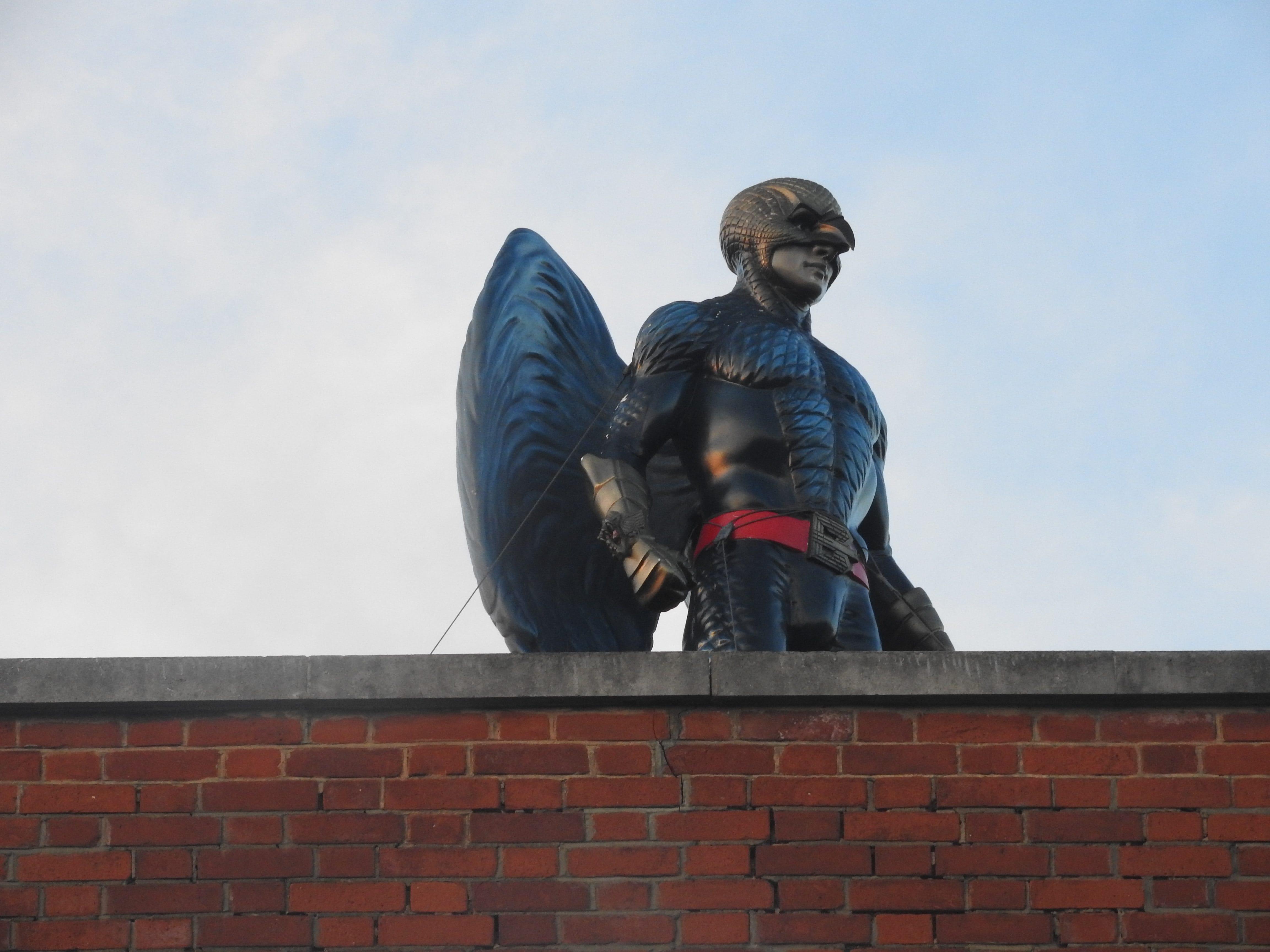 Olympic Studios Birdman