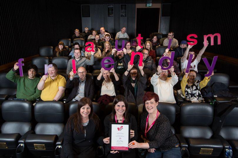 Glasgow Film Theatre - providing award winning access. (photo: GFT)