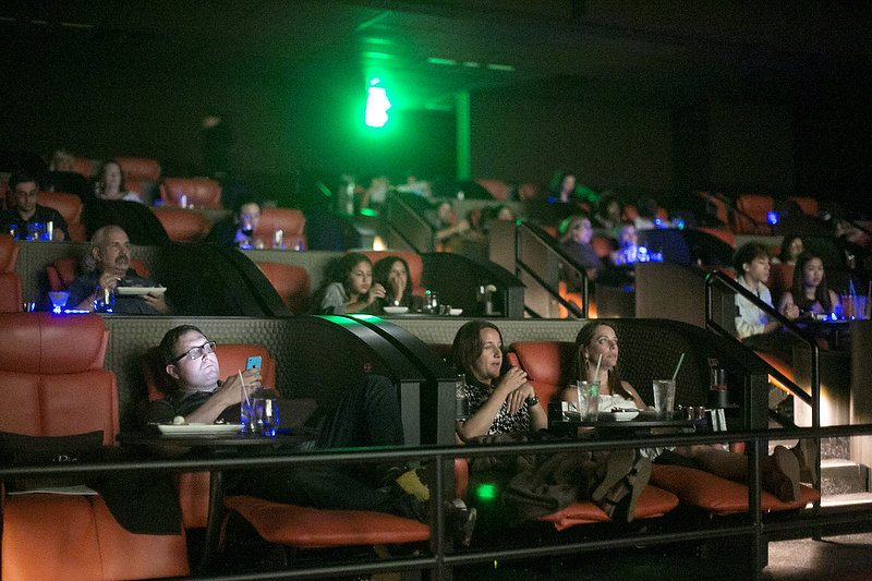 iPic cinema in Fort Lee, NJ. (photo: NJ.com)