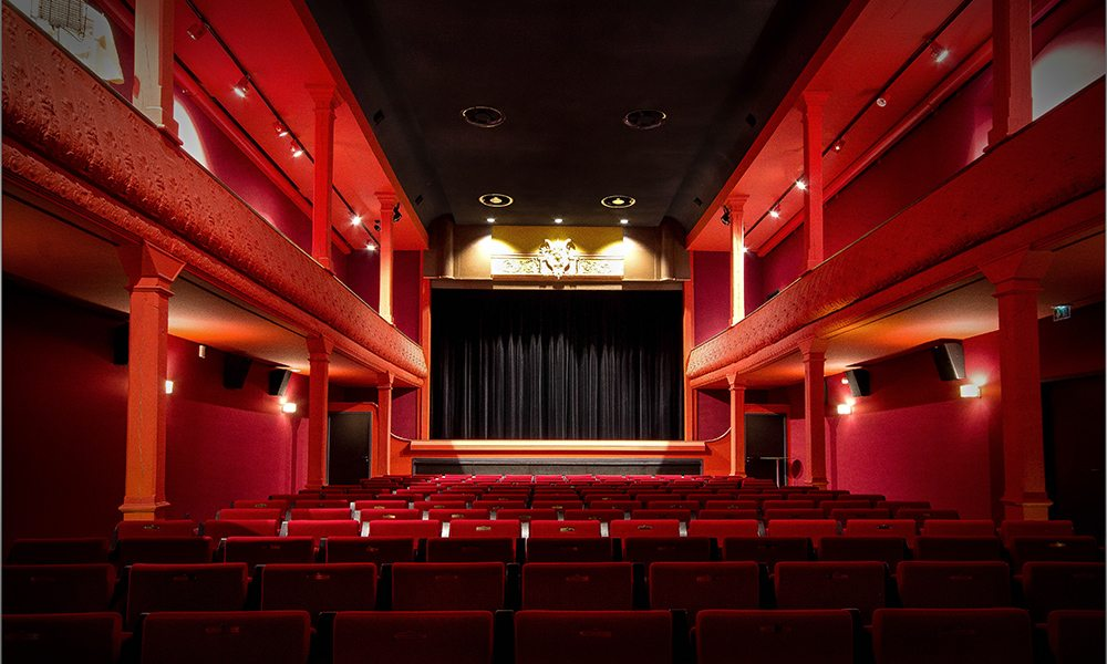 Eden cinema in La Ciotat. (photo: DR)