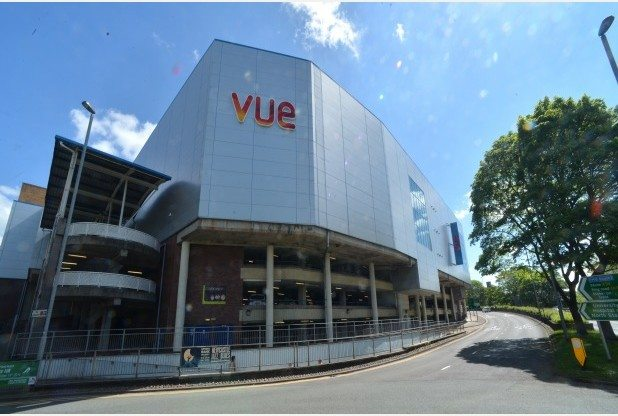 Newcastle's Vue cinema - getting comfy seats. (photo: The Sentinel)