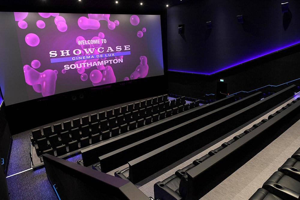 Showcase Cinema de Lux Southampton. (photo: Daily Echo)