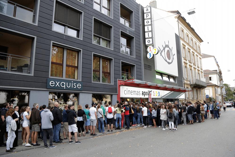 Tag des Kino in Switzerland - popular. (photo: Allianz-tagdeskinos.ch)