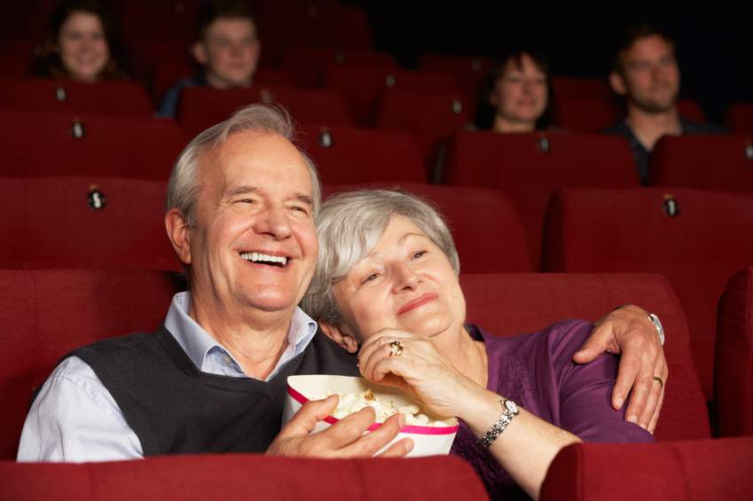AARP 50-Plus Movie Goer Study