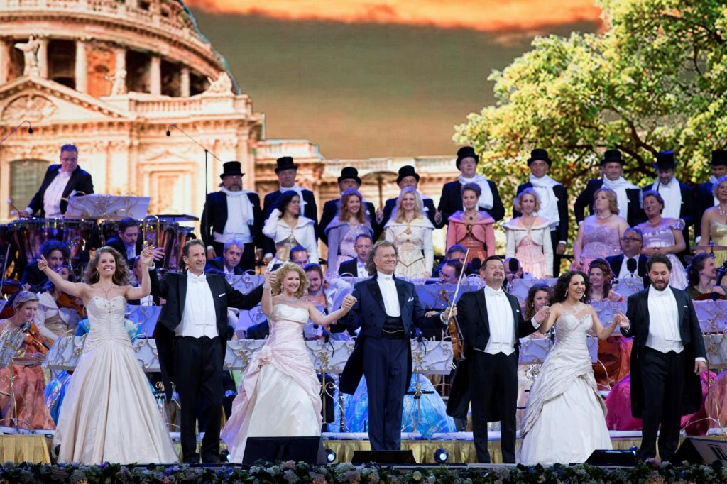 Andre Rieu in Concert. (photo: Andre Rieu Productions)