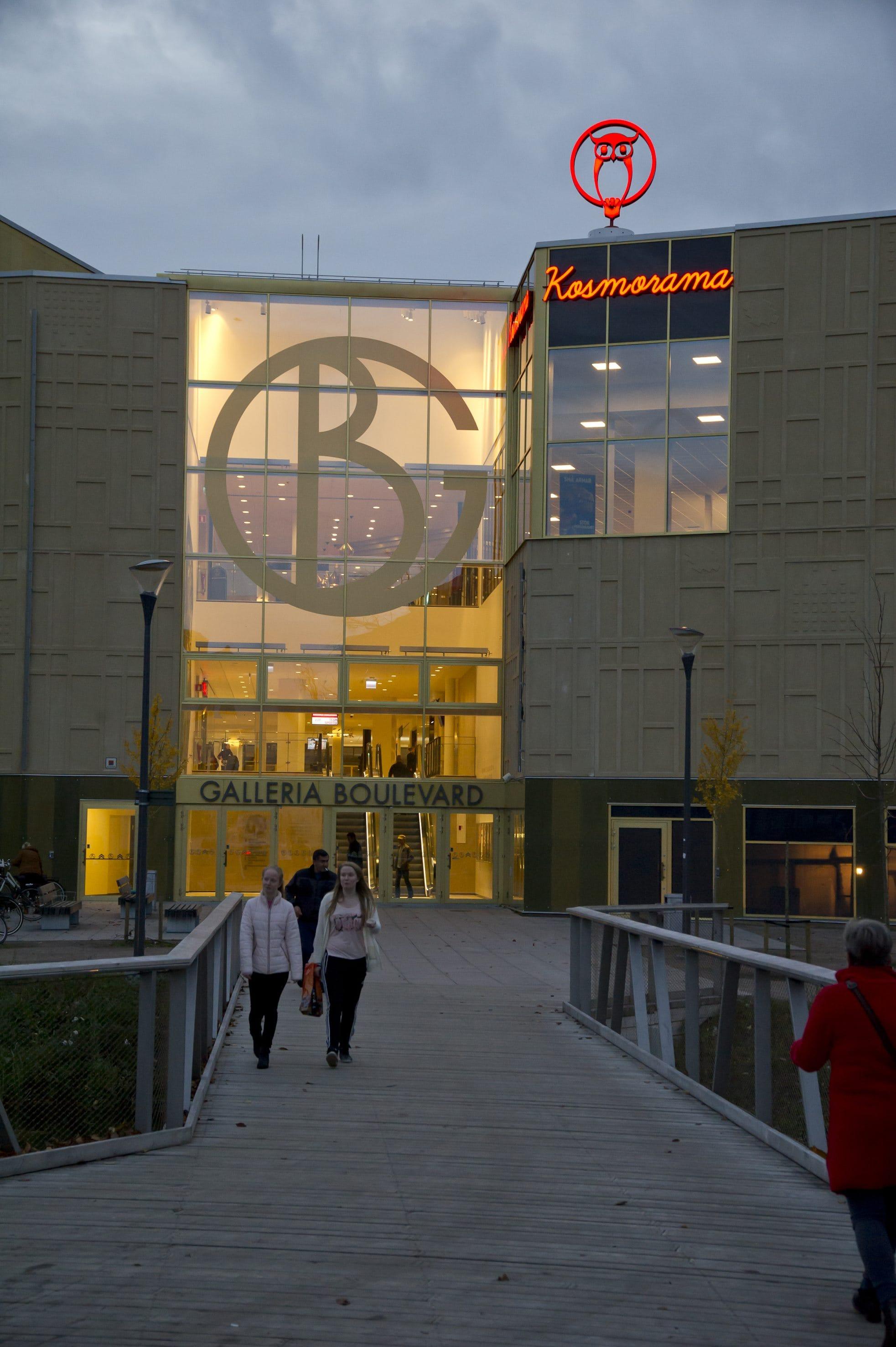 Svenska Bio Kristianstad - cashless pioneer. (photo: Svenska Bio)
