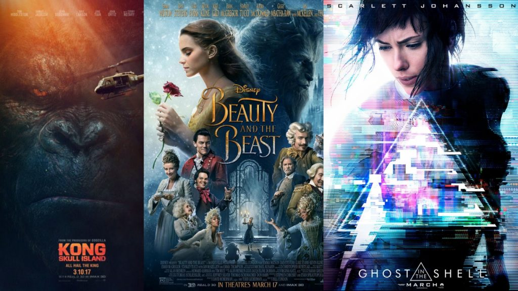 March 2017 cinema releases