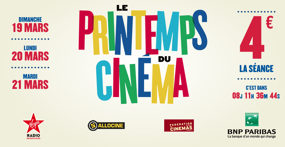Printemps Cinema 2017