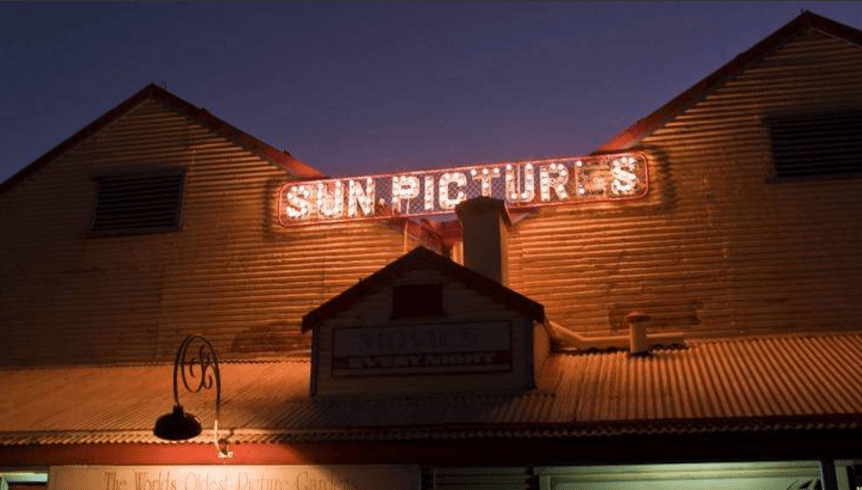 Sun Pictures, Broome, WA. (photo: Tourism Western Australia)