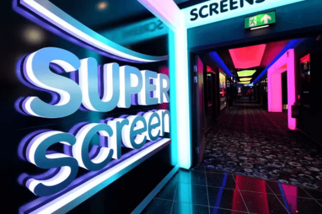 Cineworld Super Screen coming to Hemel Hempsted. (photo: Hemel Today)