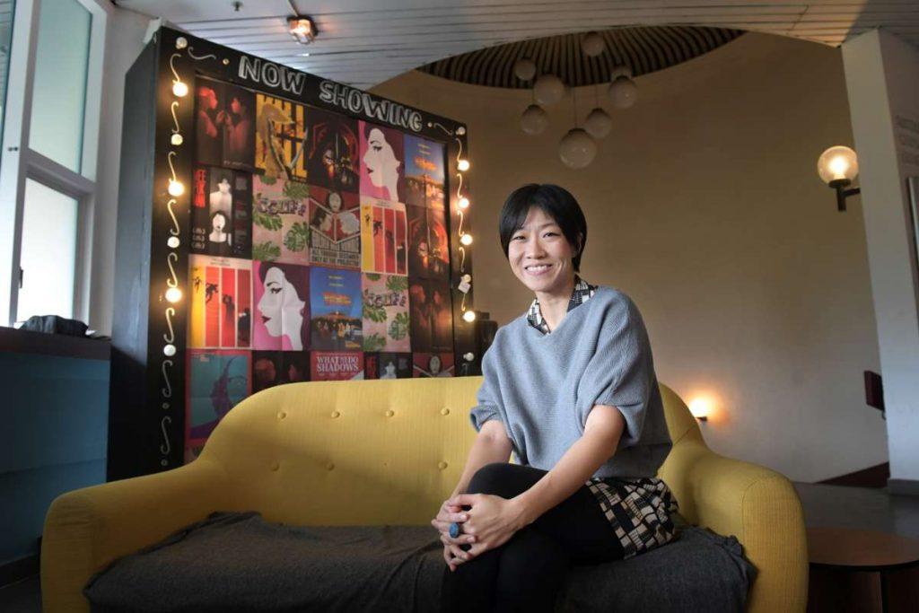 Karen Tan, The Projector (photo: Alphonsun Chern)