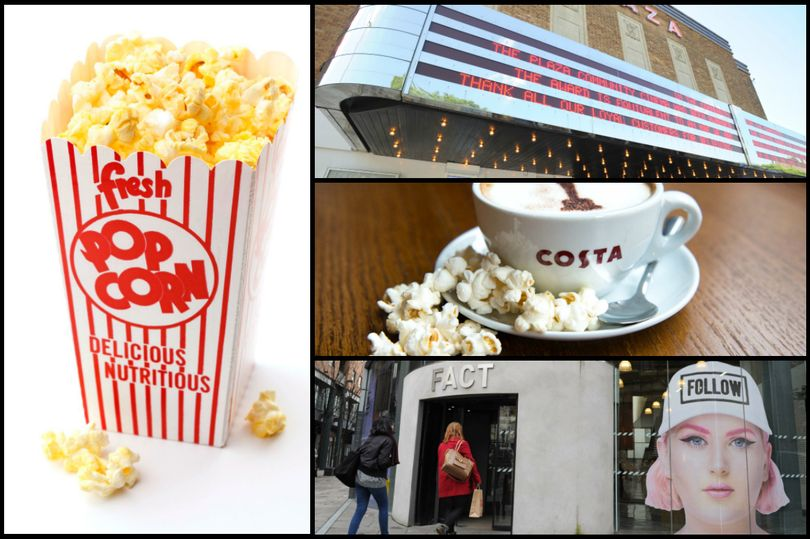 Concessions on offer in Merseyside cinemas. (photo: Liverpool Echo)