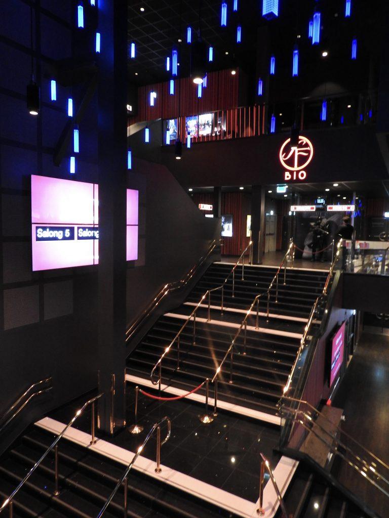 SF Bio's Filmstaden Scandinavia in Stockholm, Sweden