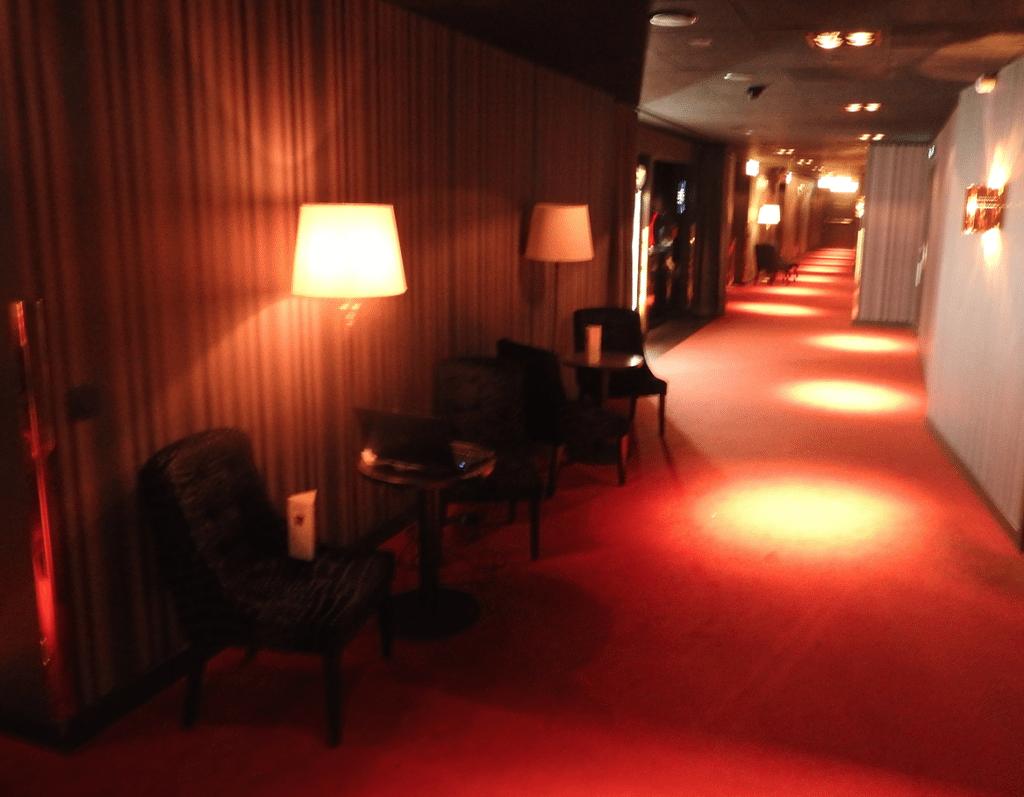 Filmstaden Scandinavia's VIP Area