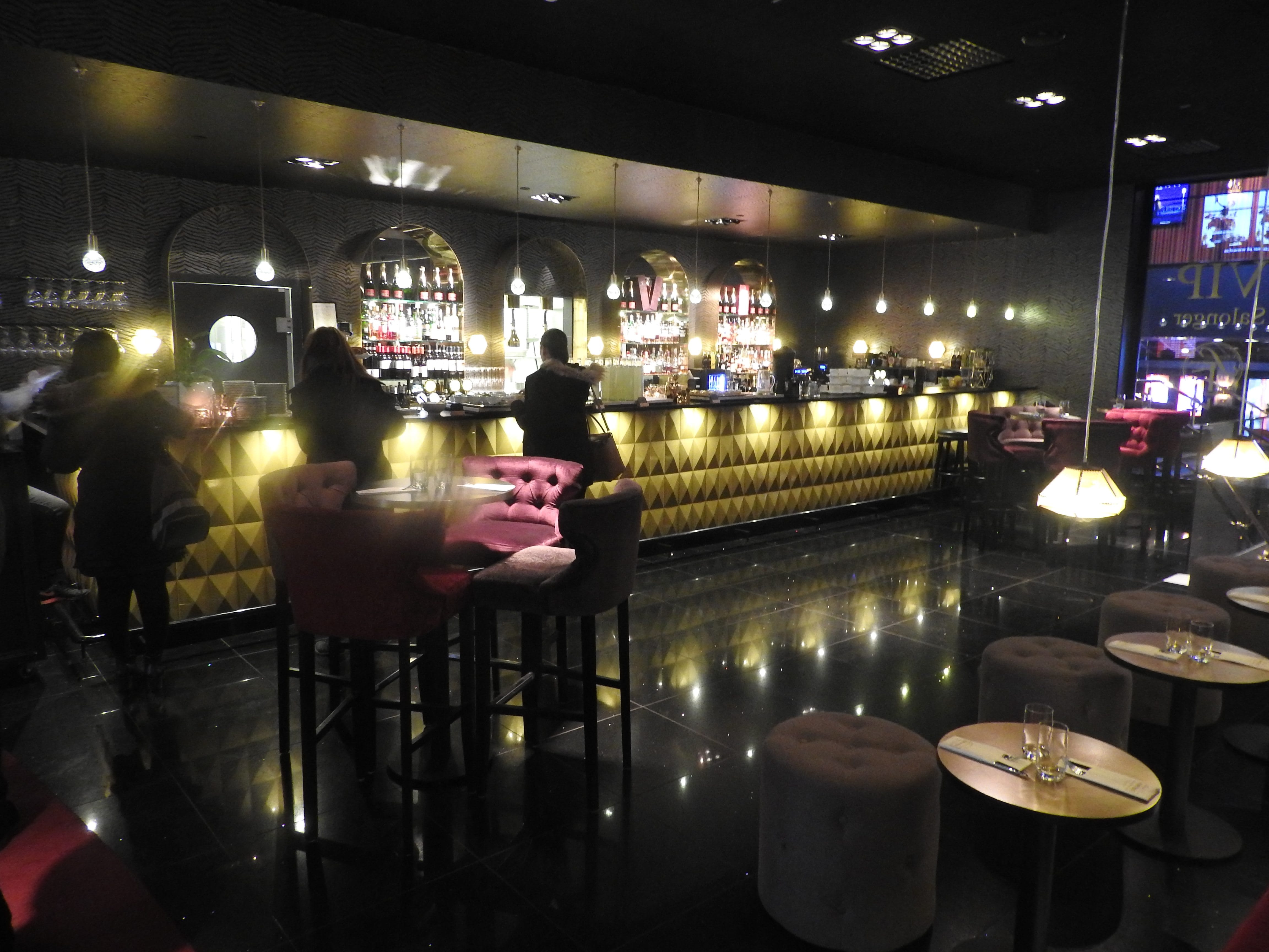 Drama Restaurant, SF Bio, Filmstaden Scandinavia, Sweden (photo: Patrick von Sychowski - Celluloid Junkie)