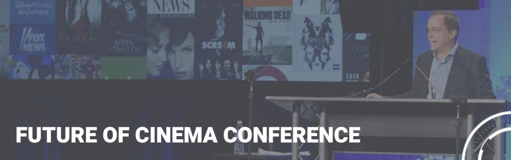 Future of Cinema NAB 2017