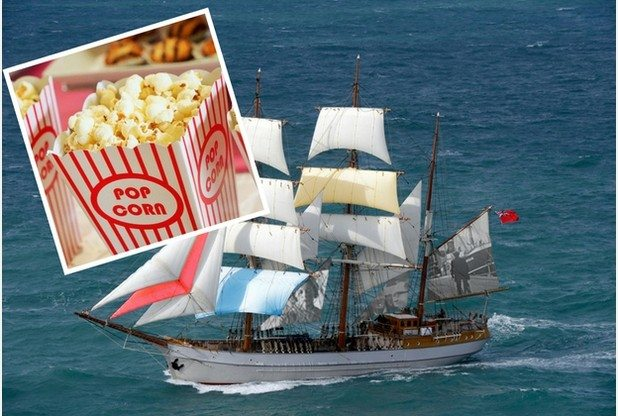 Cinema, ahoy! (photo: Devon Live)