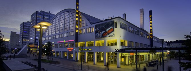 Finnkino's Tennispalatsi in Helsinki - ICTA winner. (photo: Finnkino)
