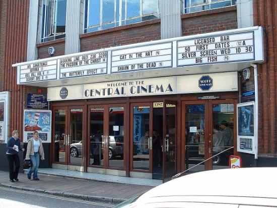 Scott Cinemas cinema. (photo: TripAdvisor)