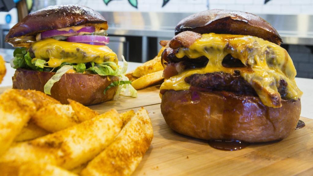 Chur Burger coming to Hoyts Chadstone. (photo: Valeriu Campan / Herald Leader)