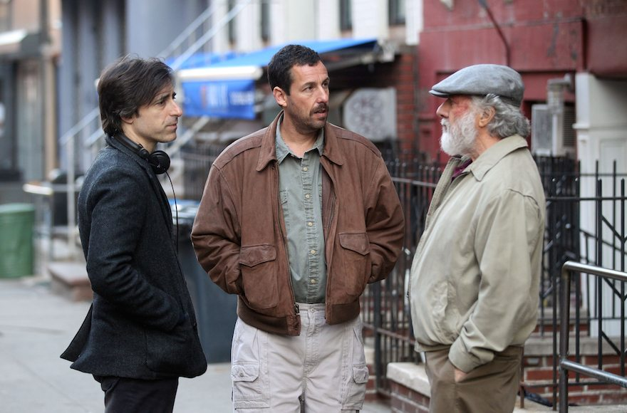 """The Meyerowitz Stories"" - coming to Cannes and Netflix."